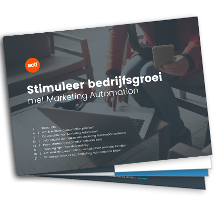 Marketing Automation keuzegids